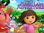 Dora Magic Land Adventure