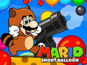Mario Shoot Balloon