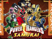 Rangers Together Samurai Forever 4