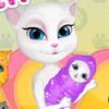 ANGELA BABY BIRTH GAME