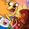 ADVENTURE TIME APPLE FETCH GAME