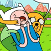 ADVENTURE TIME GO JUMPING FINN