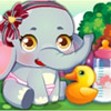 BABY ELEPHANT CARE GAME