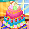 BABY SHOWER CAKE GAME
