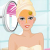 BARBIE FACIAL DAY GAME