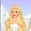 CUTE ANGEL DRESS UP GAME