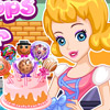 CAKE POPS MAKER GAME