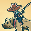 COWBOY KID CHASE GAME