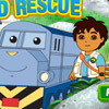 DIEGO'S RAILROAD RESCUE GAME