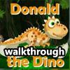 DONALD THE DINO 1 WALKTHROUGH