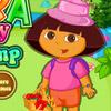 DORA MESSY CAMP GAME