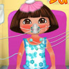 DORA SUNBURN GAME