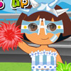 DORA WORLD CUP DRESS UP