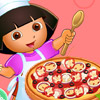 Dora's cooking club rescetas de pizza