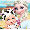 ELSA PARENT CHILD SHOW GAME