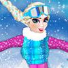 ELSA SNOWBOARDER DRESS UP