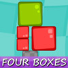 FOUR BOXES GAME