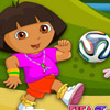 FIFA FAN DORA DRESS UP