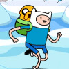 FINN AND JAKE BREAK THE WORM
