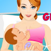 GIVE A BIRTH TO A DAUGHTER GAME