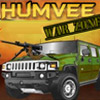 HUMVEE WAR ZONE