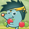 HEDGEHOGS APPLE PARADISE GAME