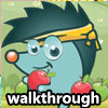 HEDGEHOGS APPLE PARADISE WALKTHROUGH
