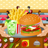 HOT BURGER SHOP GAME