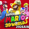 MARIO 3D WORLD JIGSAW