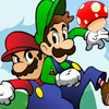 MARIO AND LUIGI GO ADVENTURE