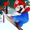 MARIO GO SNOWBOARD ADVENTURE GAME