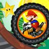Mario One Wheeled Moto