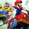 Mario Trucks Race