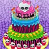 MARVELLOUS MONSTER HIGH CAKE