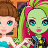 MONSTER HIGH VENUS MCFLYTRAP MAKEUP