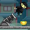 Ninja Cannon Shot