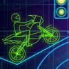 NEON BIKER RACE GAME