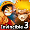 Naruto Vs One Piece 3 Invincible