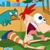 PHINEAS AND FERB TROBLE MAKER PLATYPUSQ