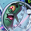 PLANKTON'S PATTY PLUNDER