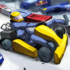 RED BULL KART FIGHTER GAME