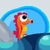 Sea Horse Bubble Escape