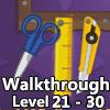 Slice The Box Remaster Walkthrough Level 21-30 (full 30 levels)