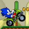 SONIC RACING IN MARIO WORLD