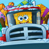 SPONGEBOB DRIVING SNOW PLOW GAME