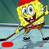 SPONGEBOB ICE HOCKEY GAME