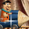 THE FLINTSTONES ROLLER COASTER GAME