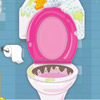 TOILET CLEANING GAME