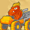 TRUCK MONSTER RACING GAME