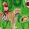 UNCLE GRANDPA'S RECKLESS ROAD TRIP GAME